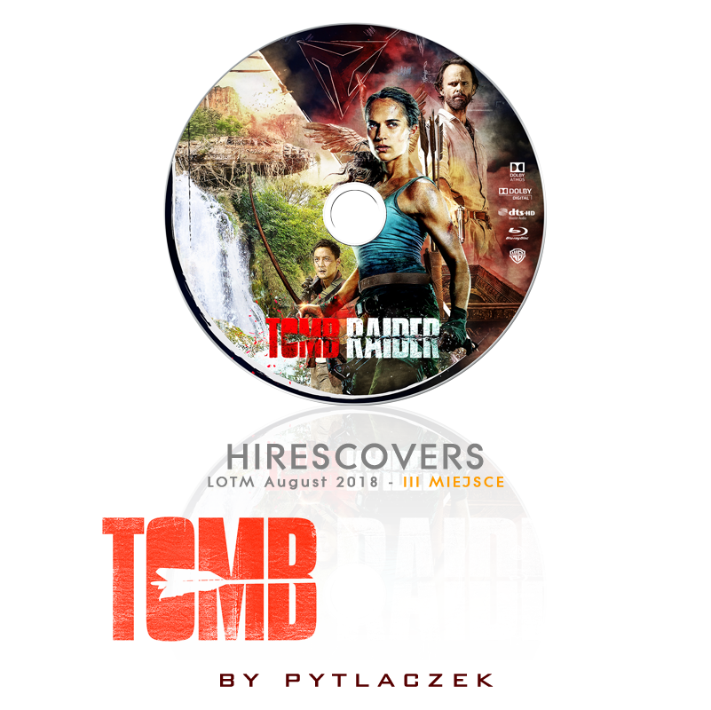 Nazwa:  LOTM_2018_August_hirescovers_III_miejsce_Tomb_Raider_by_pytlaczek.png Wyświetleń: 186 Rozmiar:  756.8 KB