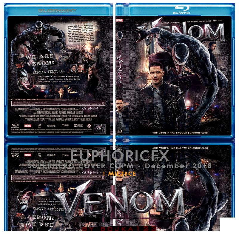 Nazwa:  Superhero_Cover_Comp_2018_December_euphoricfx_Venom_I_miejsce_by_bojka.png Wyświetleń: 331 Rozmiar:  1.42 MB