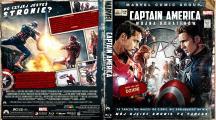 Kapitan Ameryka: Wojna Bohaterów (Blu-ray)