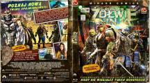 Wojownicze Żółwie Ninja (Blu-ray)